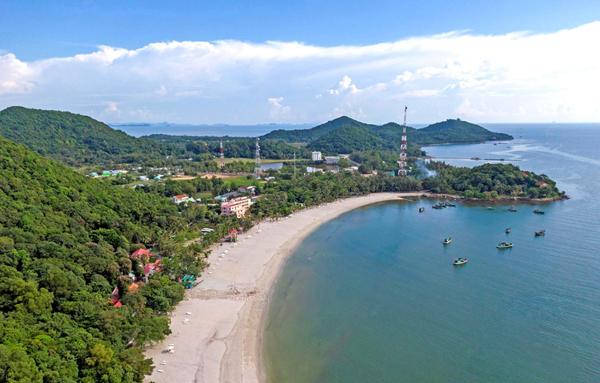Giới đầu tư BĐS Hà Tiên 'săn đón' đất ven biển