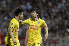 Công Phượng, Văn Toàn giúp HAGL tiếp tục vô đối ở V-League
