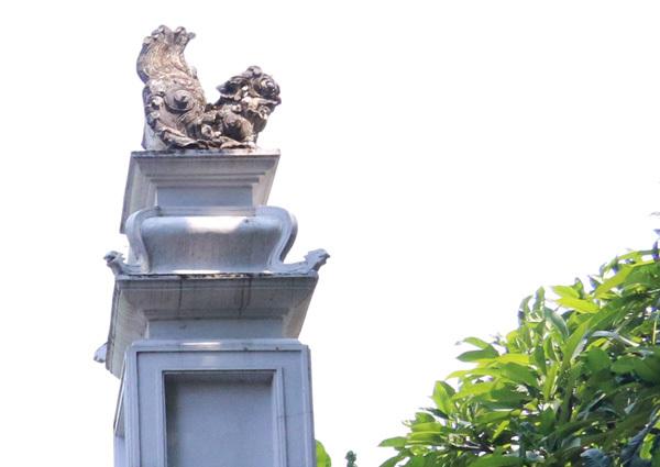 Hanoi's lesser-known sightseeing: Tram relic complex