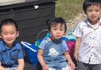 Xuân Mai khoe ảnh 3 con bé bỏng, con gái út giống hệt mẹ lúc nhỏ