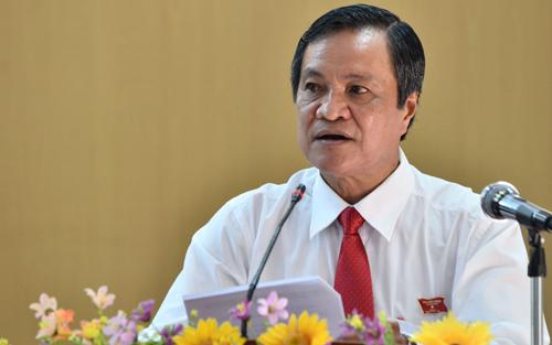 Nguyên Chủ tịch UBND tỉnh Kiên Giang Phạm Vũ Hồng qua đời