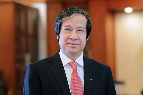 Bộ trưởng Nguyễn Kim Sơn: Tiếp tục đổi mới giáo dục là thách thức