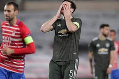 MU mất 3 trụ cột ở tứ kết lượt về Europa League