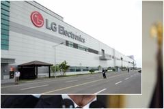 Kinh doanh smartphone thua lỗ: LG rao bán nhà máy tại Hải Phòng