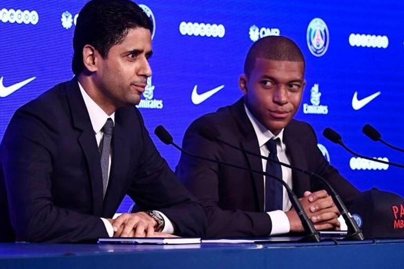 Mbappe đã quyết định chọn Real Madrid