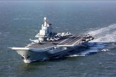 Tàu sân bay Trung Quốc chuẩn bị tác chiến xa bờ