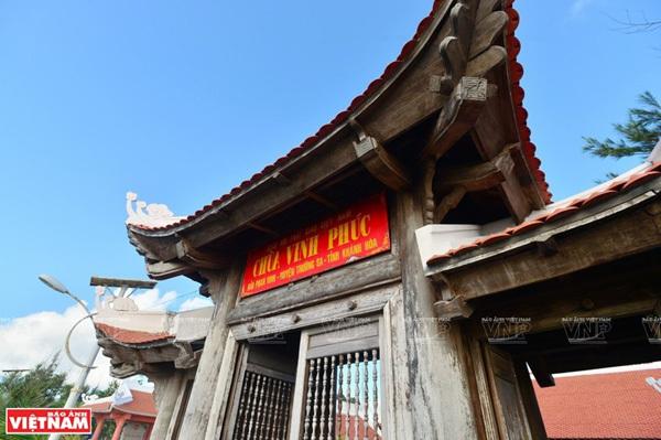 East Sea,Vinh Phuc Pagoda