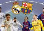 Trực tiếp Real Madrid vs Barcelona: Long hổ tranh hùng