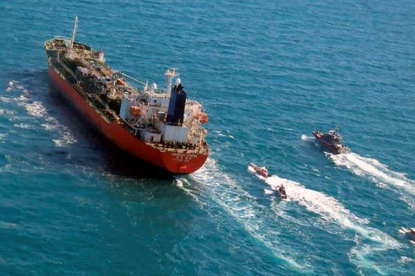 Tàu chở dầu Hàn Quốc bị Iran bắt giữ đã được trả tự do