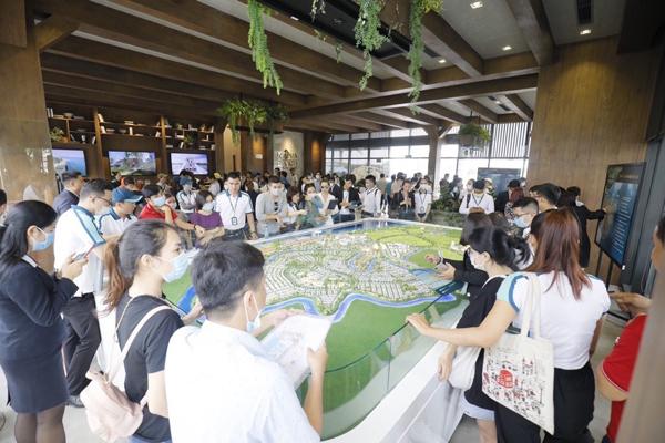Hạ tầng 'khủng' nâng bước BĐS sinh thái phía Đông TP.HCM 'cất cánh'