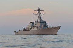 Mỹ cân nhắc đưa tàu chiến tới Biển Đen cảnh báo Nga