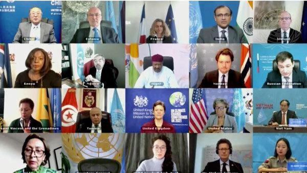 Vietnam chairs UNSC open debate on mine action