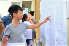 Thời gian tuyển sinh vào lớp 1 và lớp 6 ở Hà Nội
