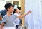 Hà Nội thông tin về tuyển sinh lớp 6 các trường chất lượng cao