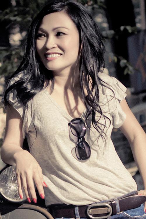 Phương Thanh: 'Tôi đã có bạn trai nhưng sẽ không công khai!'