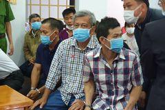 Vụ xử Trịnh Sướng: Nhiều bị cáo khai không nhớ