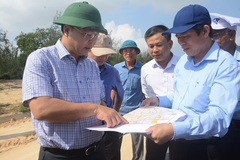Quảng Nam tìm cách gỡ khó cho các khu tái định cư