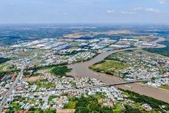 'Đón sóng' đầu tư đô thị vệ tinh, BĐS Cần Giuộc tăng nhiệt