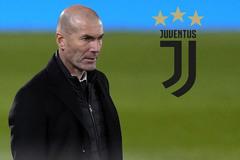 Juventus thuê HLV Zidane trong mùa giải tới