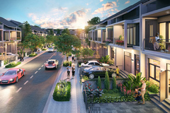 Sapphire Parkview - phân khu nhiều tiện ích đẳng cấp ở Gem Sky World