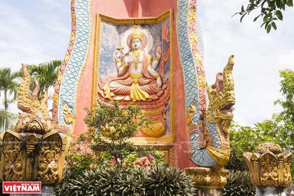 Ghositaram Pagoda in Bac Lieu Province