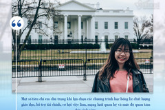 'Super-girl' wins two prestigious scholarships