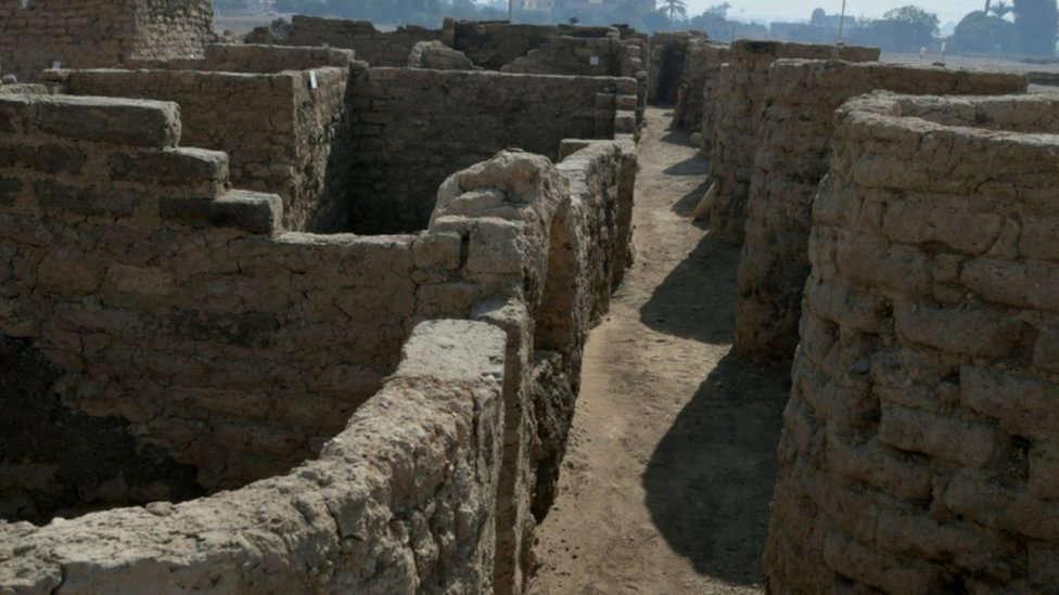 'Thành phố vàng' lớn nhất Ai Cập