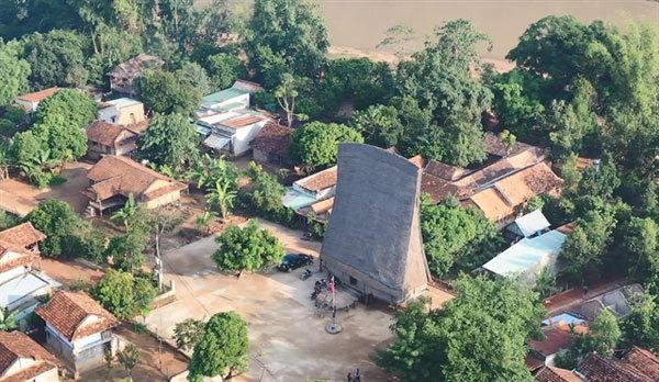 Discovering community-based tourism village Kon Ko Tu in Kon Tum
