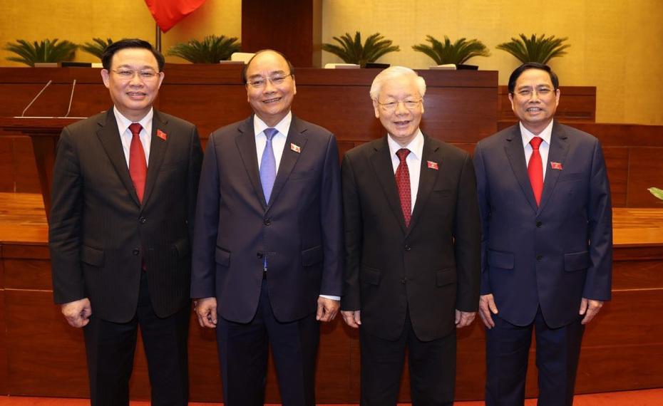 Quốc tế kỳ vọng vào đội ngũ lãnh đạo mới của Việt Nam