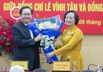 Bộ trưởng Phạm Thị Thanh Trà đọc thơ Chế Lan Viên chia tay người tiền nhiệm