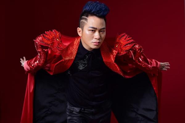 Ca sĩ Tùng Dương tham gia liveshow 'Người đàn ông hát'