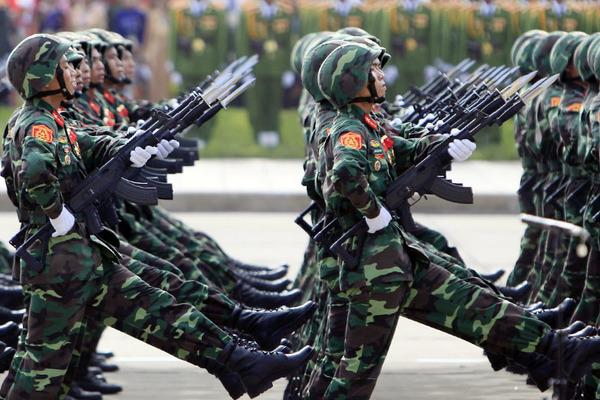 Đề xuất lộ trình tăng tuổi nghỉ hưu đối với quân nhân và cơ yếu