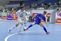 Giải VĐQG Futsal 2021: ĐKVĐ Thái Sơn Nam thua sốc