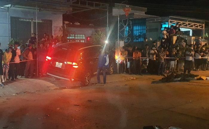 Ô tô tông hàng loạt xe máy, 2 người chết: Tài xế đã sử dụng rượu bia