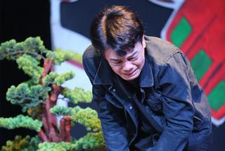Sân khấu 5B trở lại với kịch tình trai sau dịch bệnh