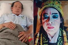Nghệ sĩ Tuấn Anh xuất huyết não, xin xuất viện vì không đủ tiền