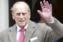 Những cột mốc khó quên trong cuộc đời Hoàng thân Philip