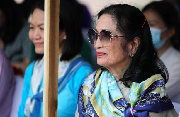 Cuộc sống một mình ở tuổi 79 của NSND Trà Giang