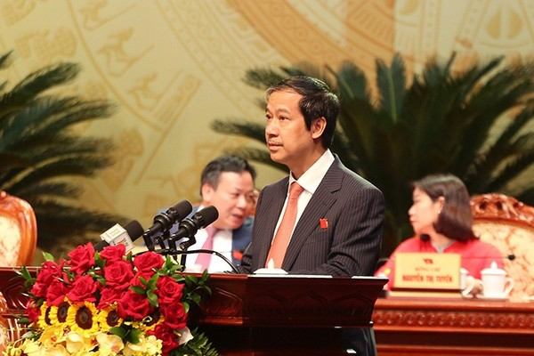Bộ trưởng Nguyễn Kim Sơn nói về 'Học thật, Thi thật, Nhân tài thật'