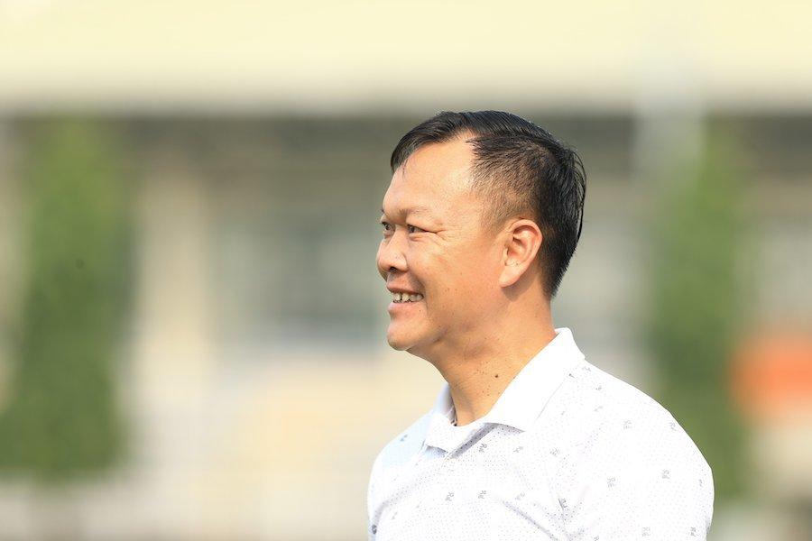 Quảng Nam chia tay HLV Nguyễn Thành Công