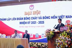 Ra mắt liên đoàn bóng chày, bóng mềm Việt Nam