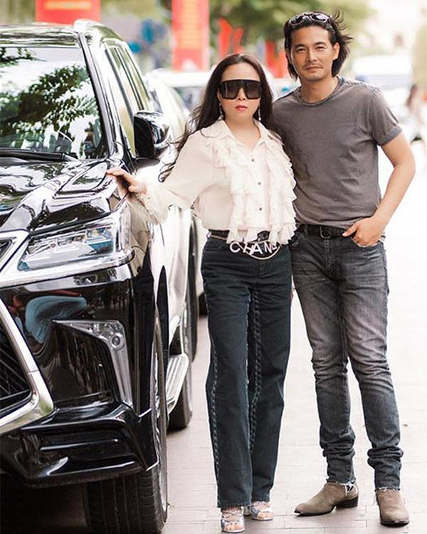 Mối tình 6 năm đầy sóng gió của Phượng Chanel và Quách Ngọc Ngoan