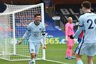 Đè bẹp Crystal Palace, Chelsea đòi lại vị trí thứ 4