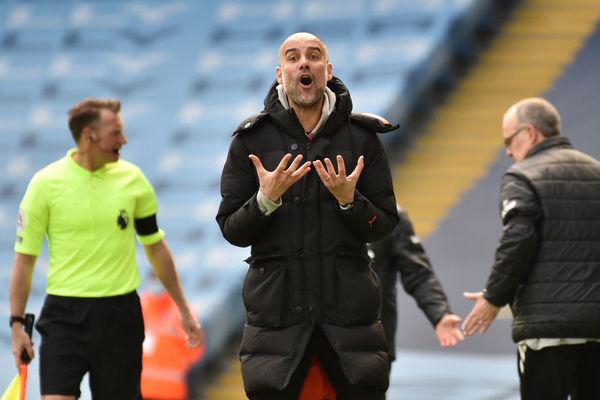 Man City thua sốc Leeds, Pep Guardiola chấp nhận bị 'ném đá'