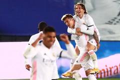 Real Madrid đánh bại Barca: Vượt qua cực hạn
