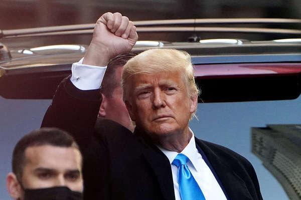 Ông Trump tuyên bố giúp đảng Cộng hòa giành lại lưỡng viện