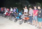 Công an vây bắt 200 thanh niên tụ tập đua xe trên quốc lộ 1