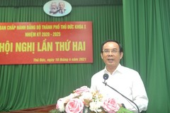 Thu Duc City has to be granted special mechanisms for its adequate conditions