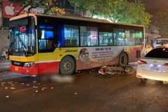 Nguyên nhân xe buýt cán người đàn ông tử vong ở quận Long Biên