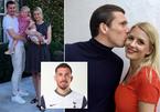 Hojbjerg: Sao Tottenham vượt nghịch cảnh nhờ vợ xinh